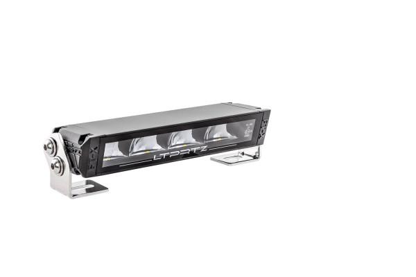 """Lightpartz Flat-X 9"""" LED Fernscheinwerfer 30° Lightbar ECE"""