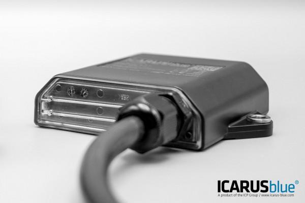 ICARUS blue R820 Empfänger
