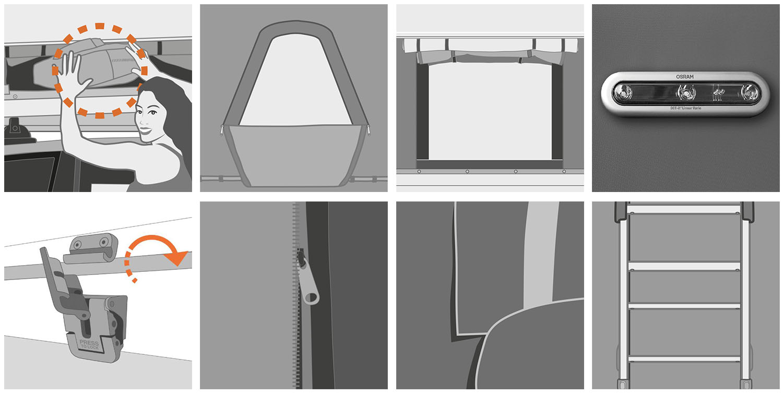 Maggiolina-details