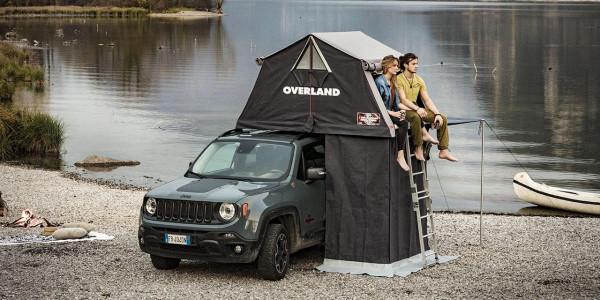 Umkleidekabine Overland/ Air Camping