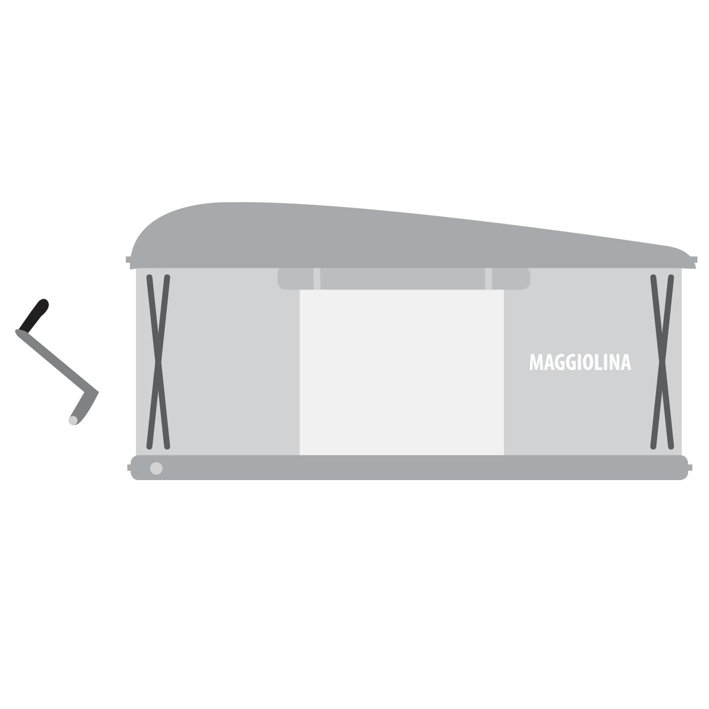 Maggiolina-mit-Kurbel