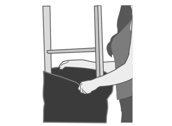 Tasche für Leiter