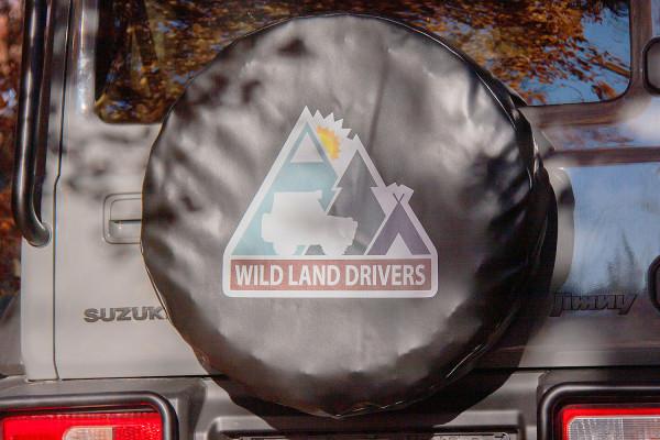 Reserveradhülle WILD LAND DRIVERS